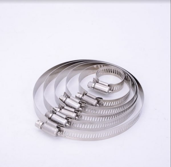 clamps stainless