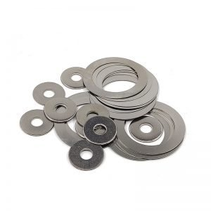 thin washers din988