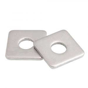 square washer stainless