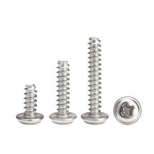 washer head Self Tapping Screws Stainless Steel 304