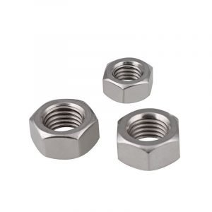 Stainless Steel 316 Hex Nuts