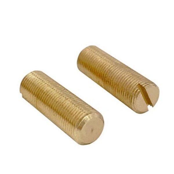 Brass Set Screws slotted