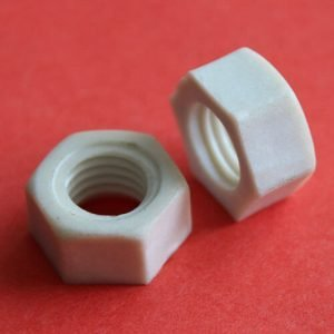 PPS Hex Nuts